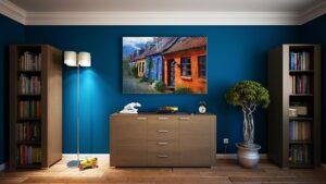 Een schilderij met speakers: Ikea en Sonos maken het mogelijk